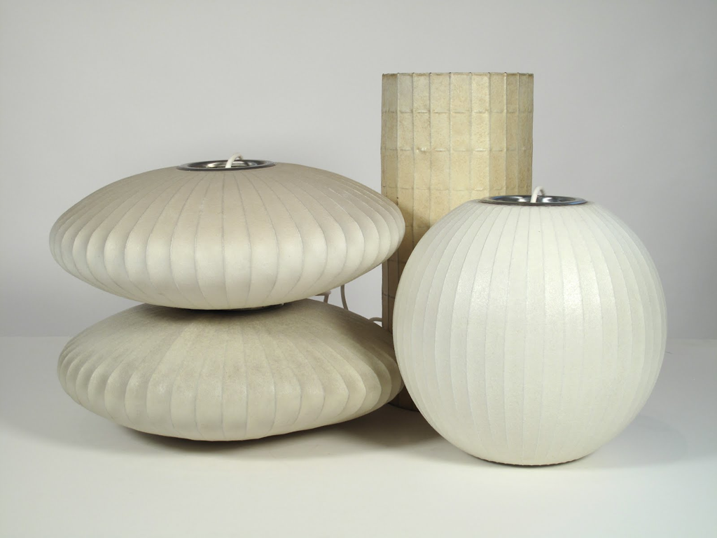 Designapplause Bubble Lamps George Nelson