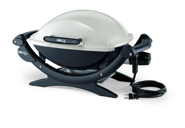 Electric grill weber q140 electric grill for Accessoires barbecue weber q140