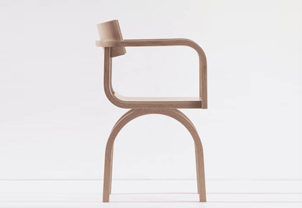 Designapplause cramer armchair konstantin grcic for Cramer furniture