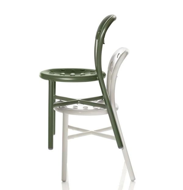 designapplause pipe chair jasper morrison. Black Bedroom Furniture Sets. Home Design Ideas
