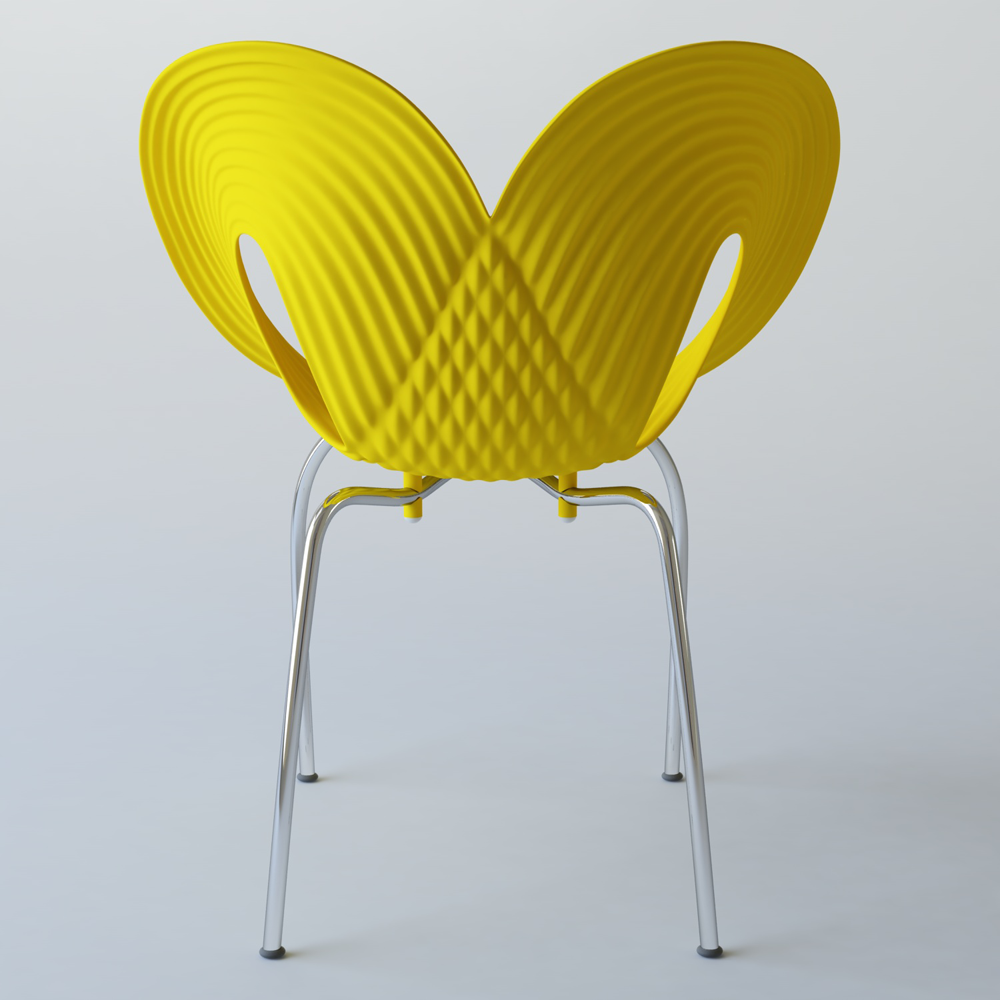 Designapplause Ripple Chair Ron Arad