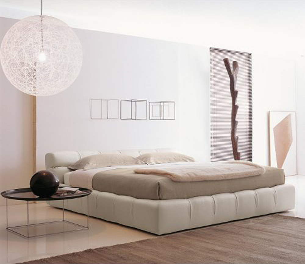 Designapplause tufty bed patricia urquiola for B b design