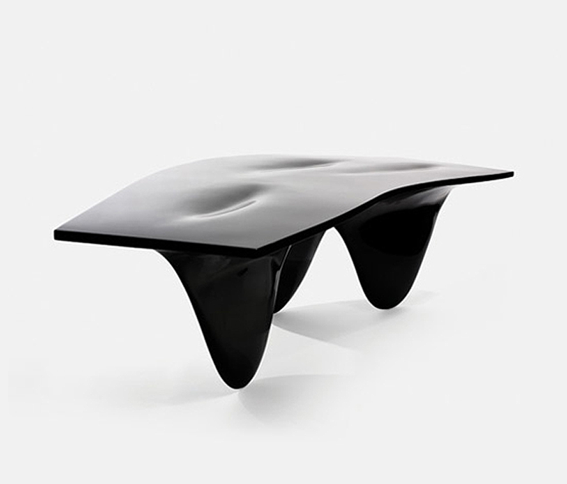 Designapplause Aqua Table Zaha Hadid