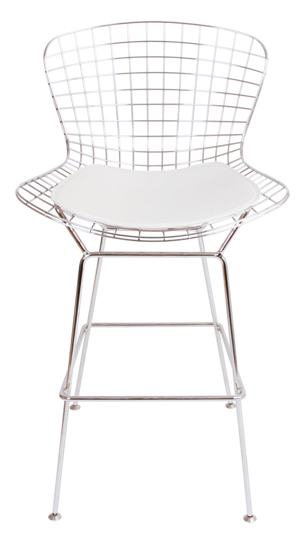 Designapplause bertoia bar stool harry bertoia for Bertoia stoel