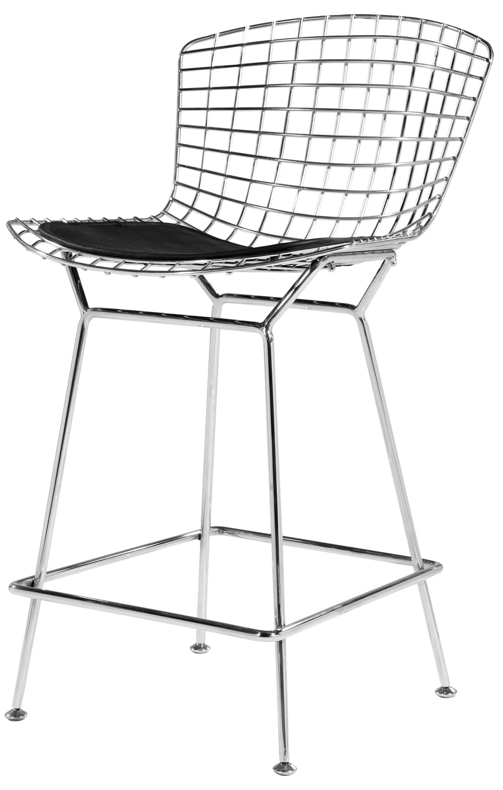 Designapplause bertoia bar stool harry bertoia - Tabouret bar bertoia ...