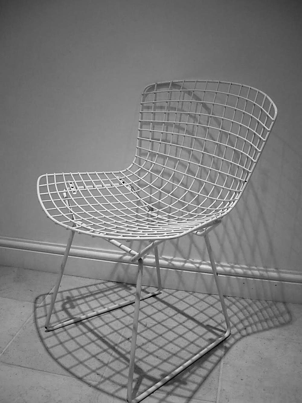 Designapplause Bertoia Side Chair Harry Bertoia