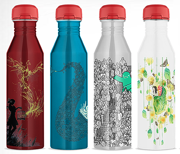 Designapplause Hydration Bottles Thermos And Threadless