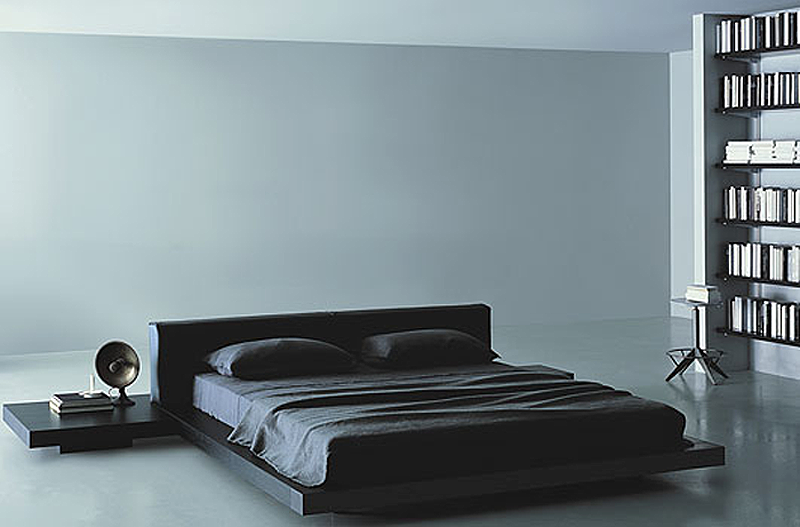 Designapplause Modulor Bed Piero Lissoni