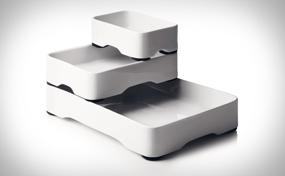DesignApplause | Stackable oven trays. Christian bjorn.