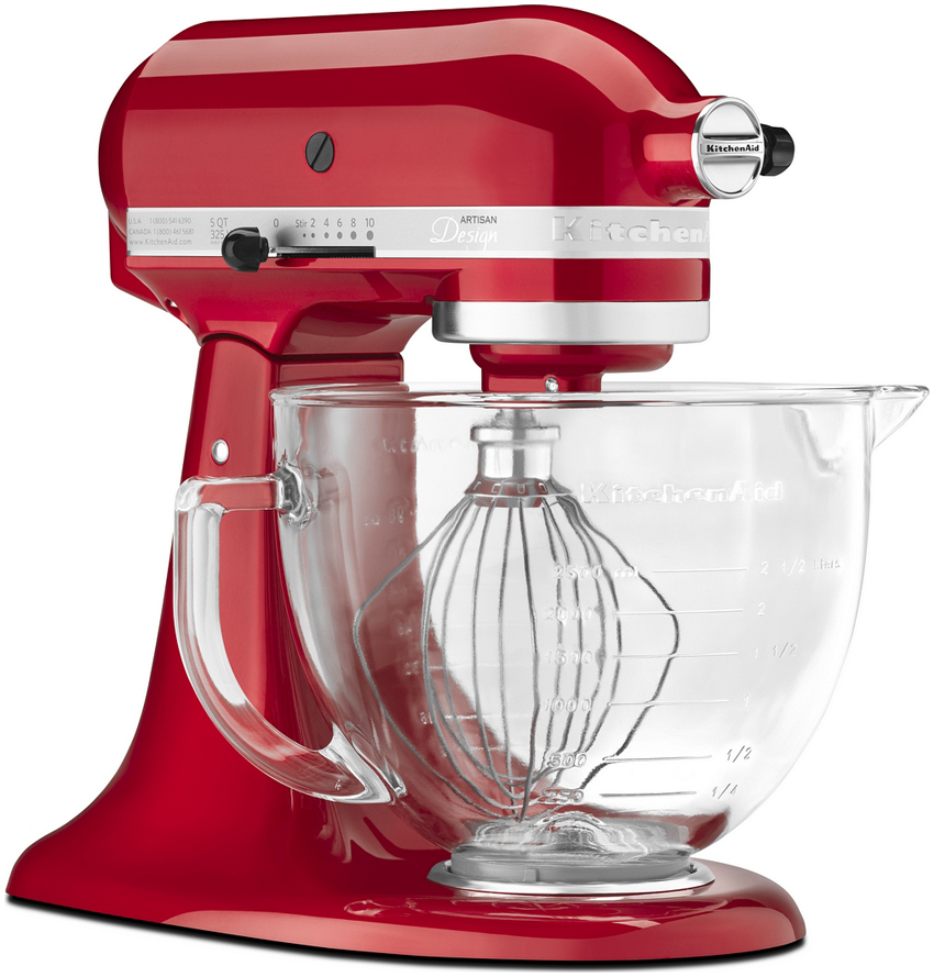 designapplause stand mixer 5 quart kitchenaid. Black Bedroom Furniture Sets. Home Design Ideas
