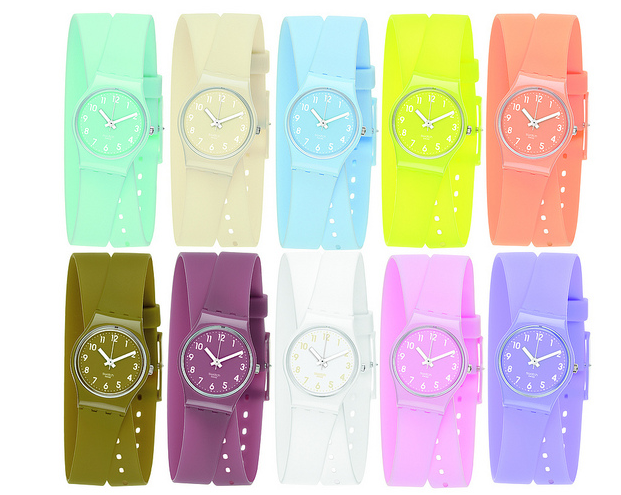 Designapplause Double Tour Watch Swatch
