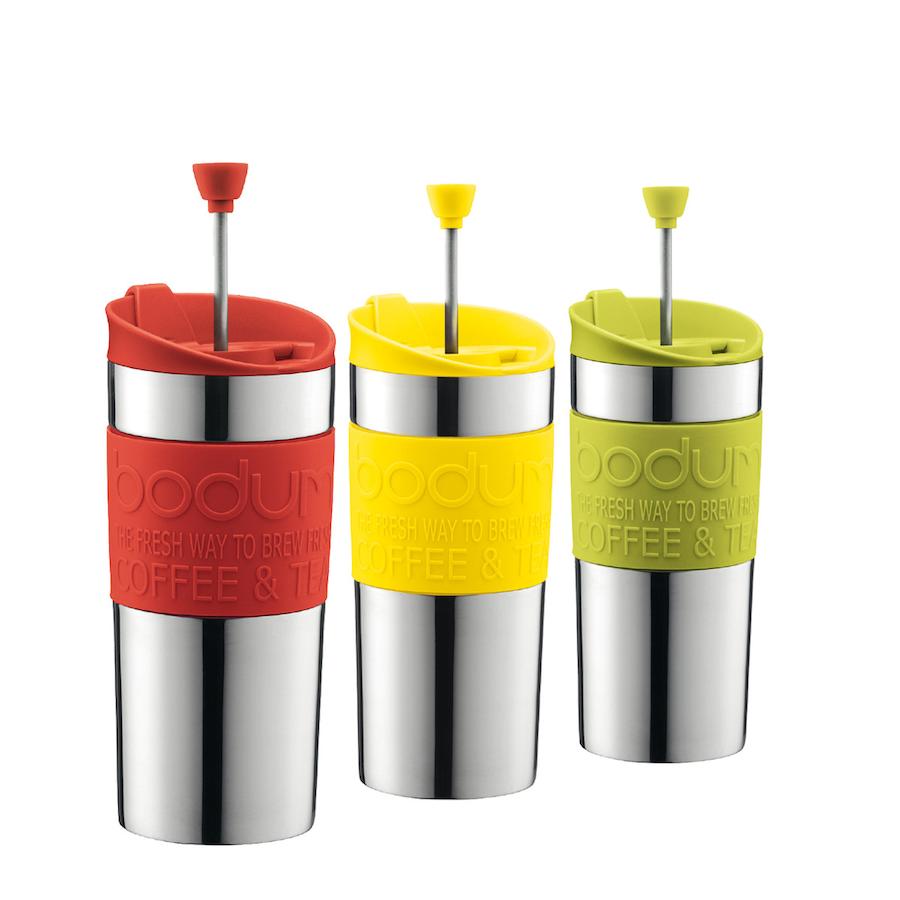 Designapplause Travel Press Coffee Maker Bodum