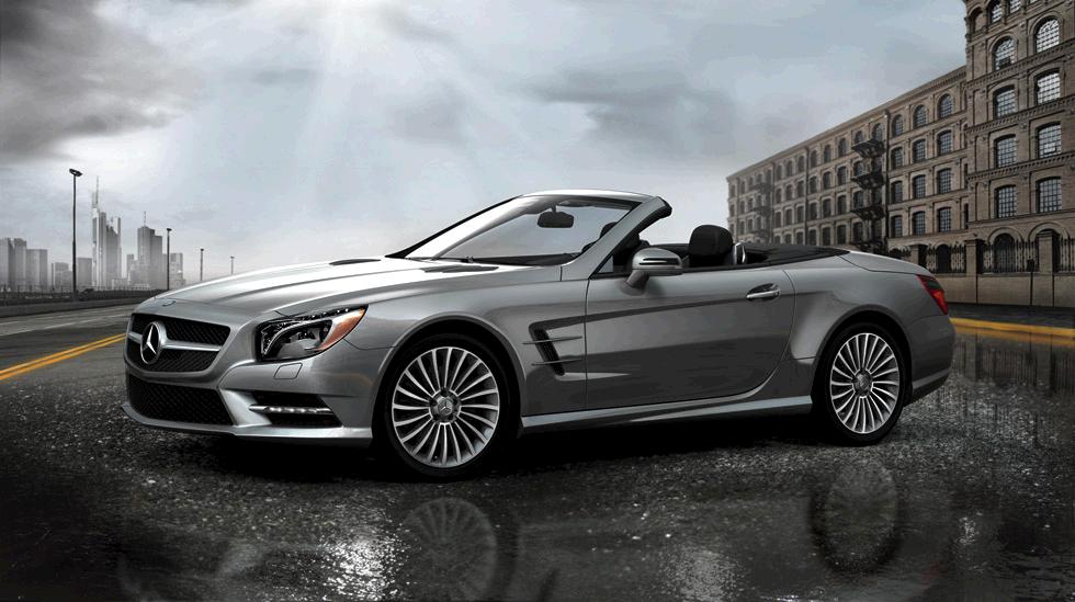 Designapplause 2013 mercedes benz sl 550 for Mercedes benz sl 550