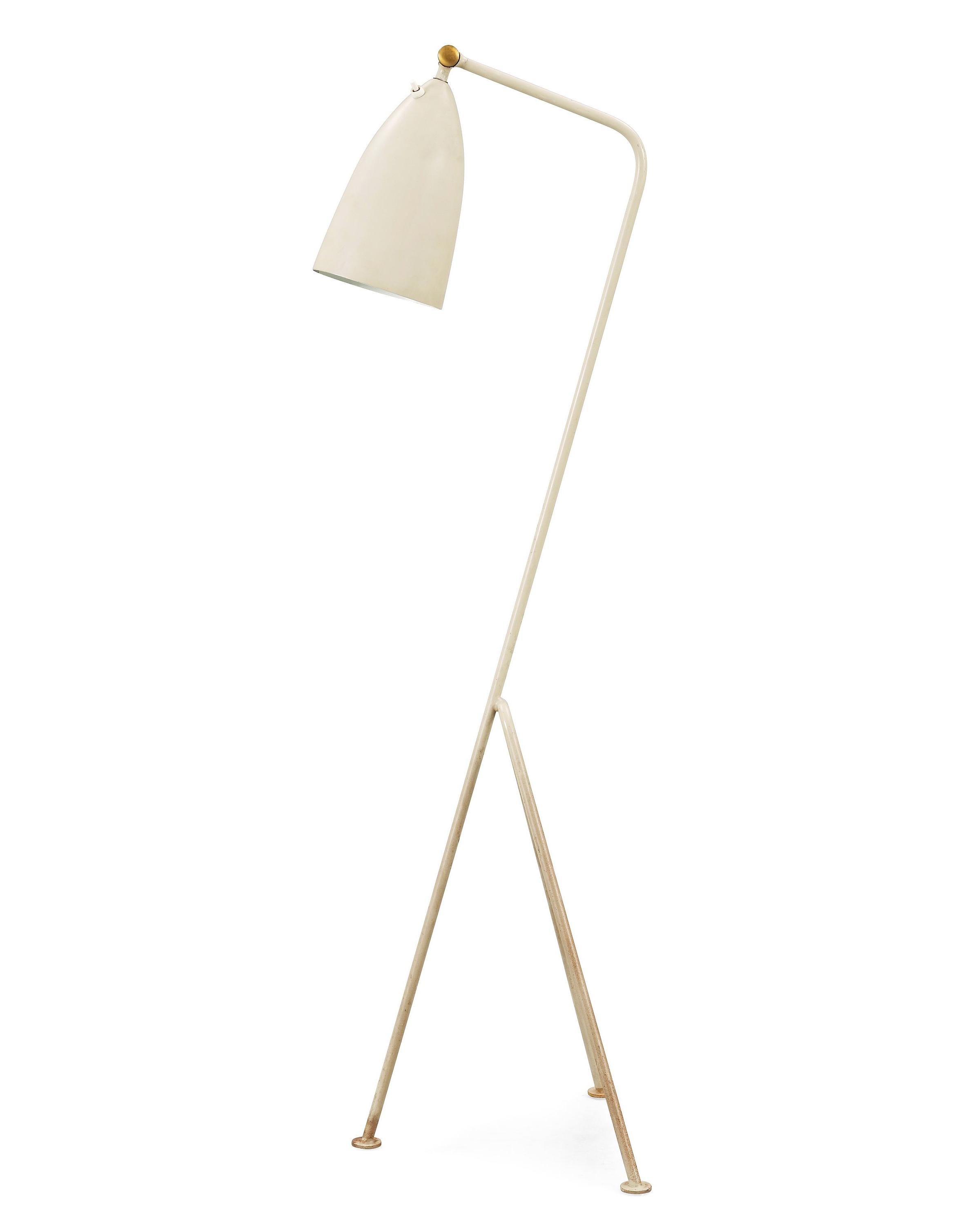 designapplause grasshopper floor lamp greta magnusson grossman. Black Bedroom Furniture Sets. Home Design Ideas