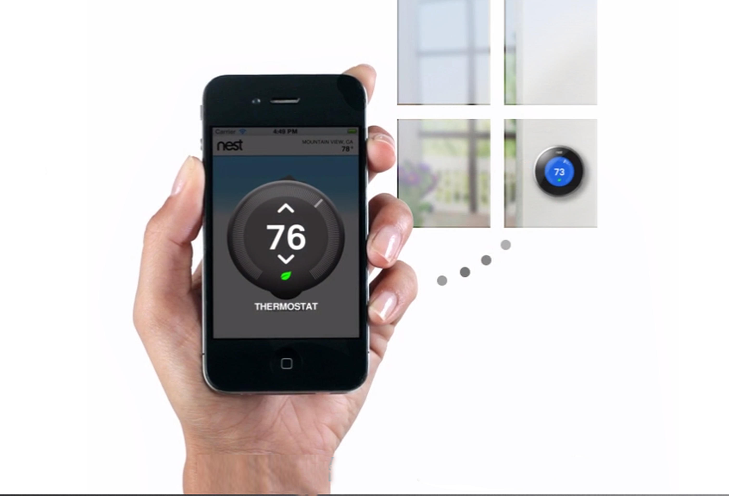 Designapplause Nest Learning Thermostat Tony Fadell
