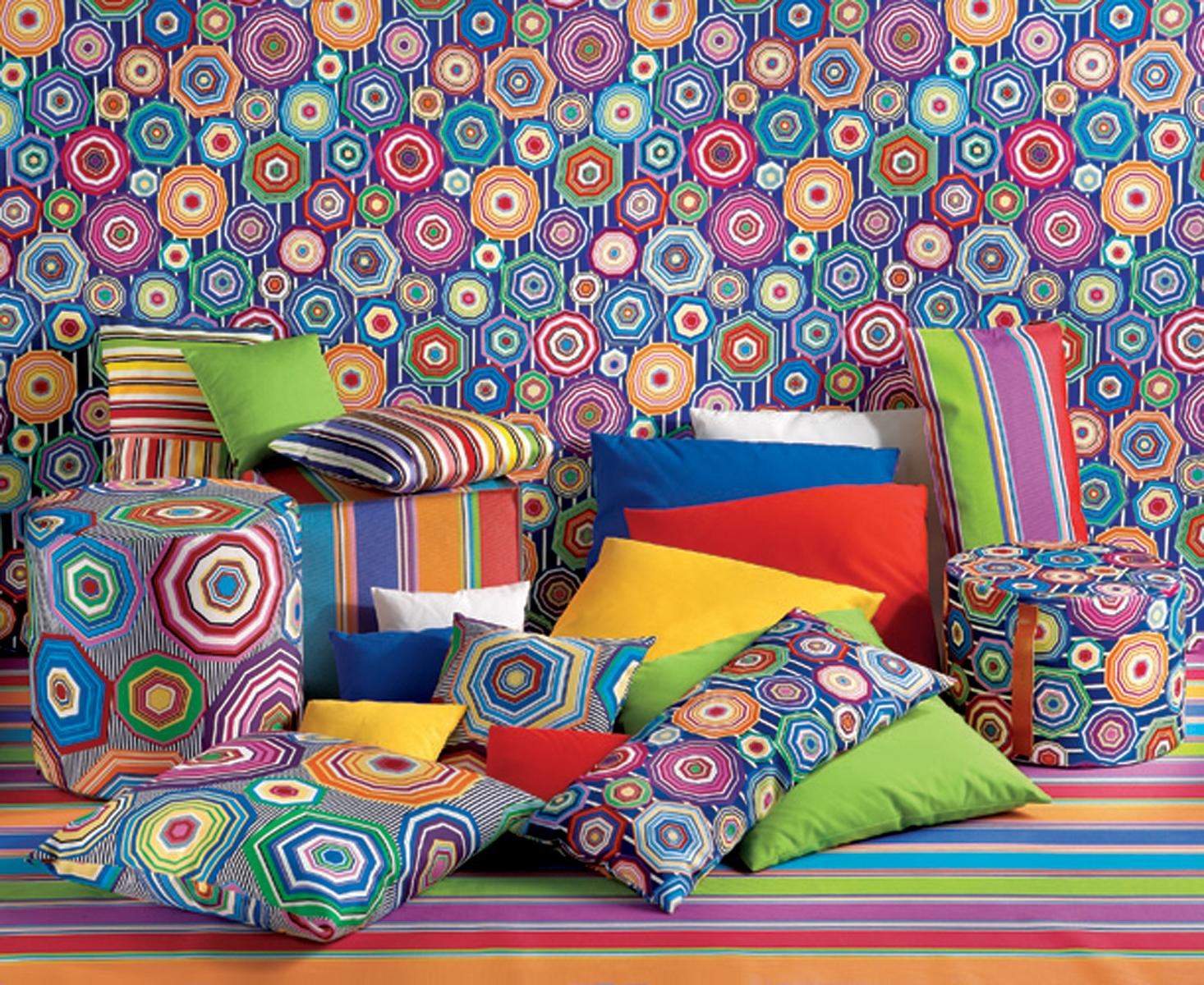 designapplause ombrellini missoni. Black Bedroom Furniture Sets. Home Design Ideas