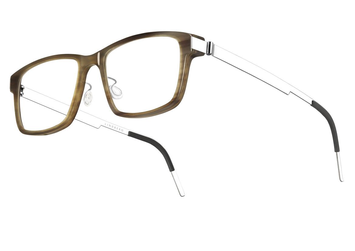 Eyeglasses Frames Lindberg : DesignApplause Lindberg 1800 horn eyewear. Lindberg ...