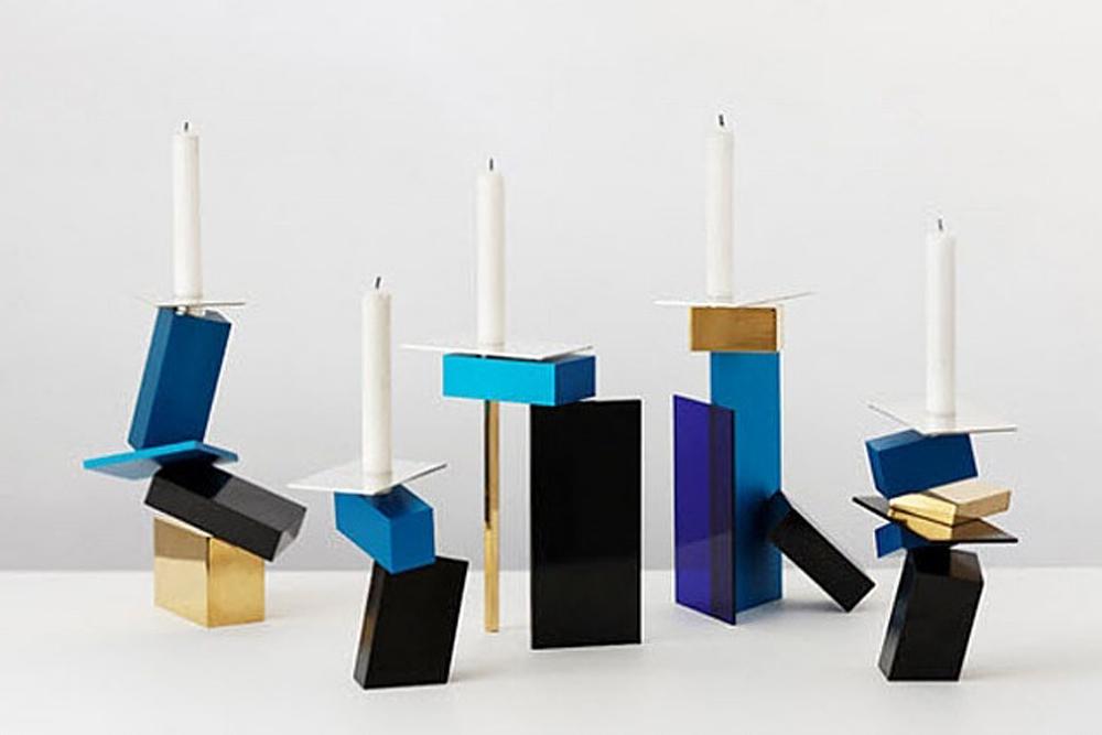 designapplause twist candlesticks herv van der straeten. Black Bedroom Furniture Sets. Home Design Ideas