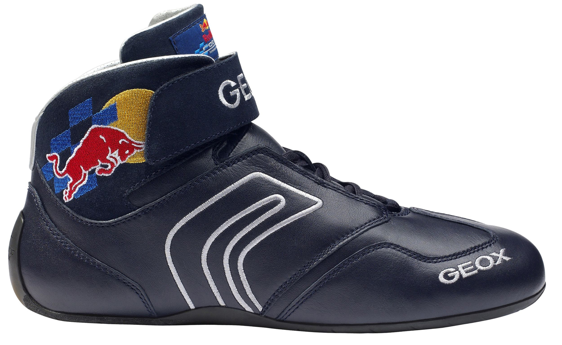 Racing Shoes: Red Bull Racing Shoes Geox