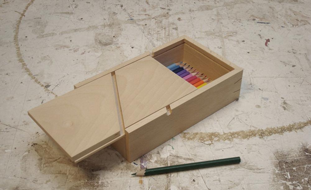 DesignApplause | Pencil box. James - 313.2KB