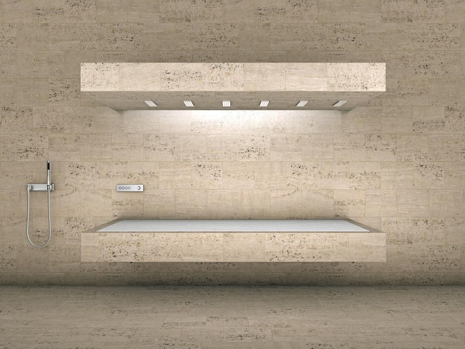 Designapplause horizontal shower dornbracht - Dornbracht horizontal shower ...