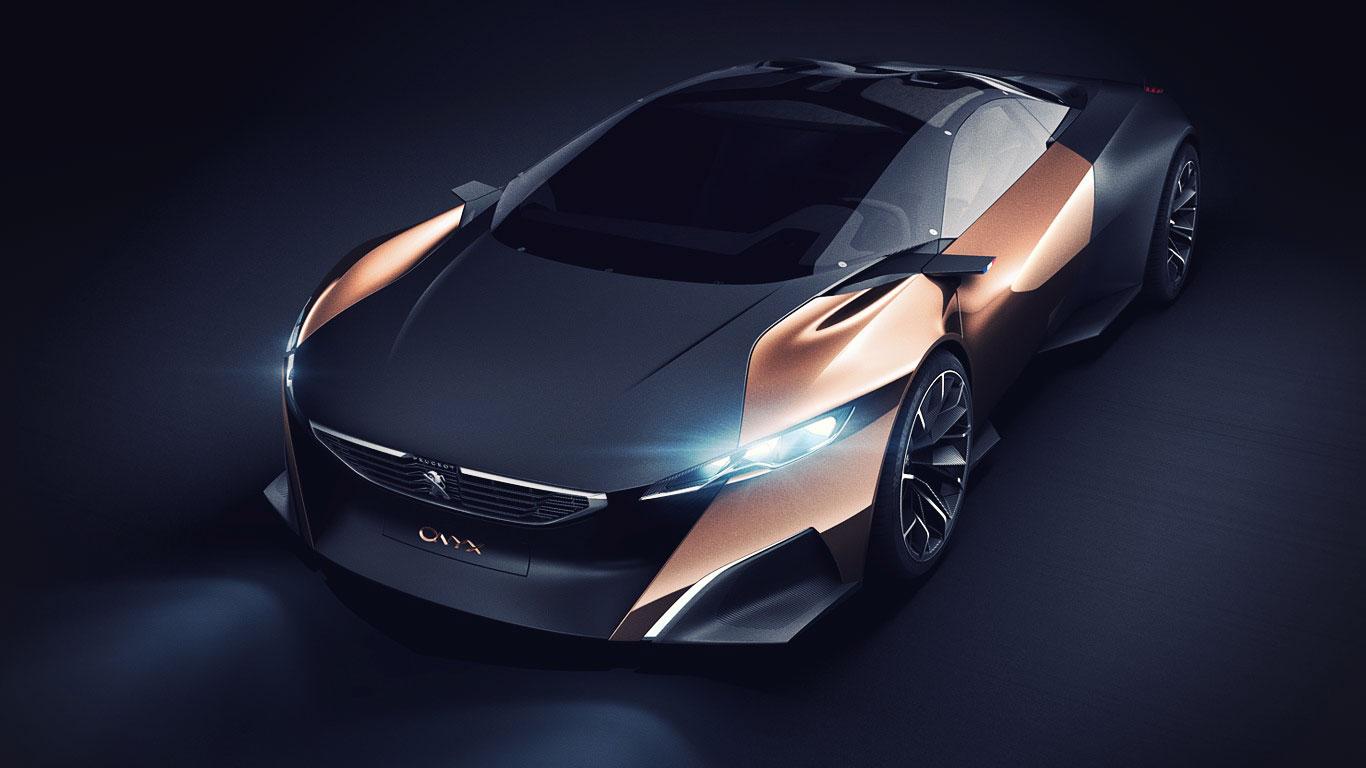 Designapplause Onyx Peugeot