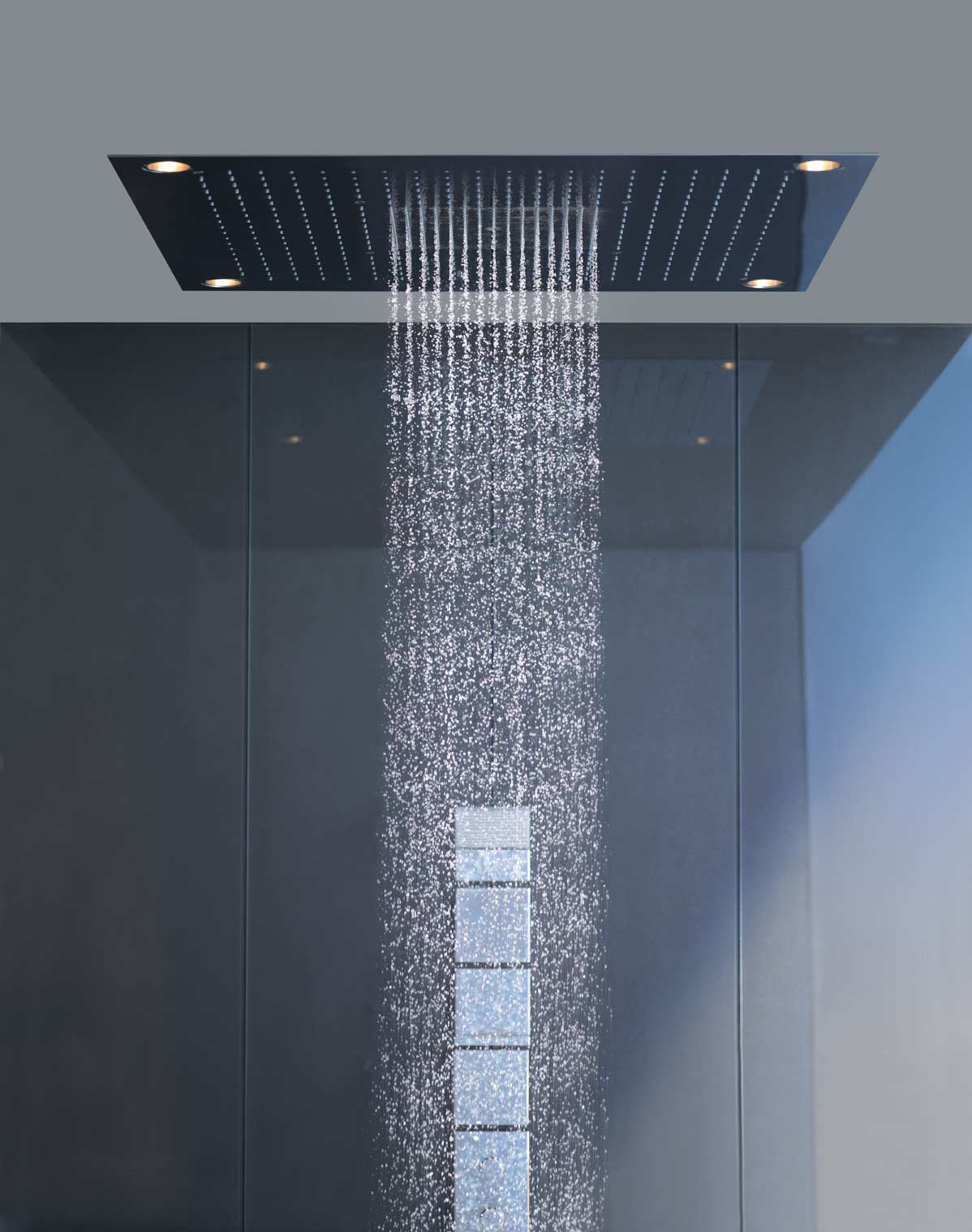 designapplause axor shower collection philippe starck. Black Bedroom Furniture Sets. Home Design Ideas