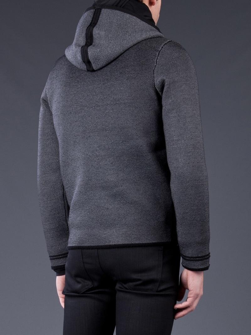 Designapplause Reflective Knit Jacket Stone Island