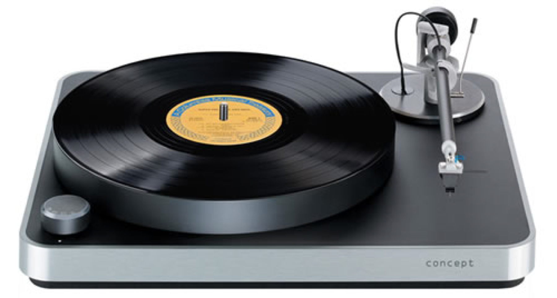 Designapplause Clearaudio Concept Turntable