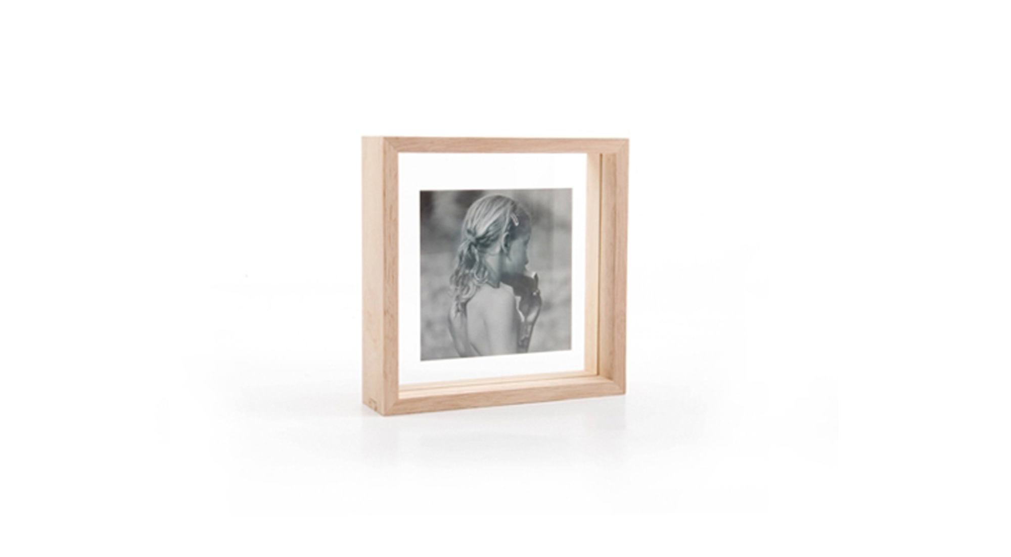 DesignApplause Floating Box Picture Frame Xlboom