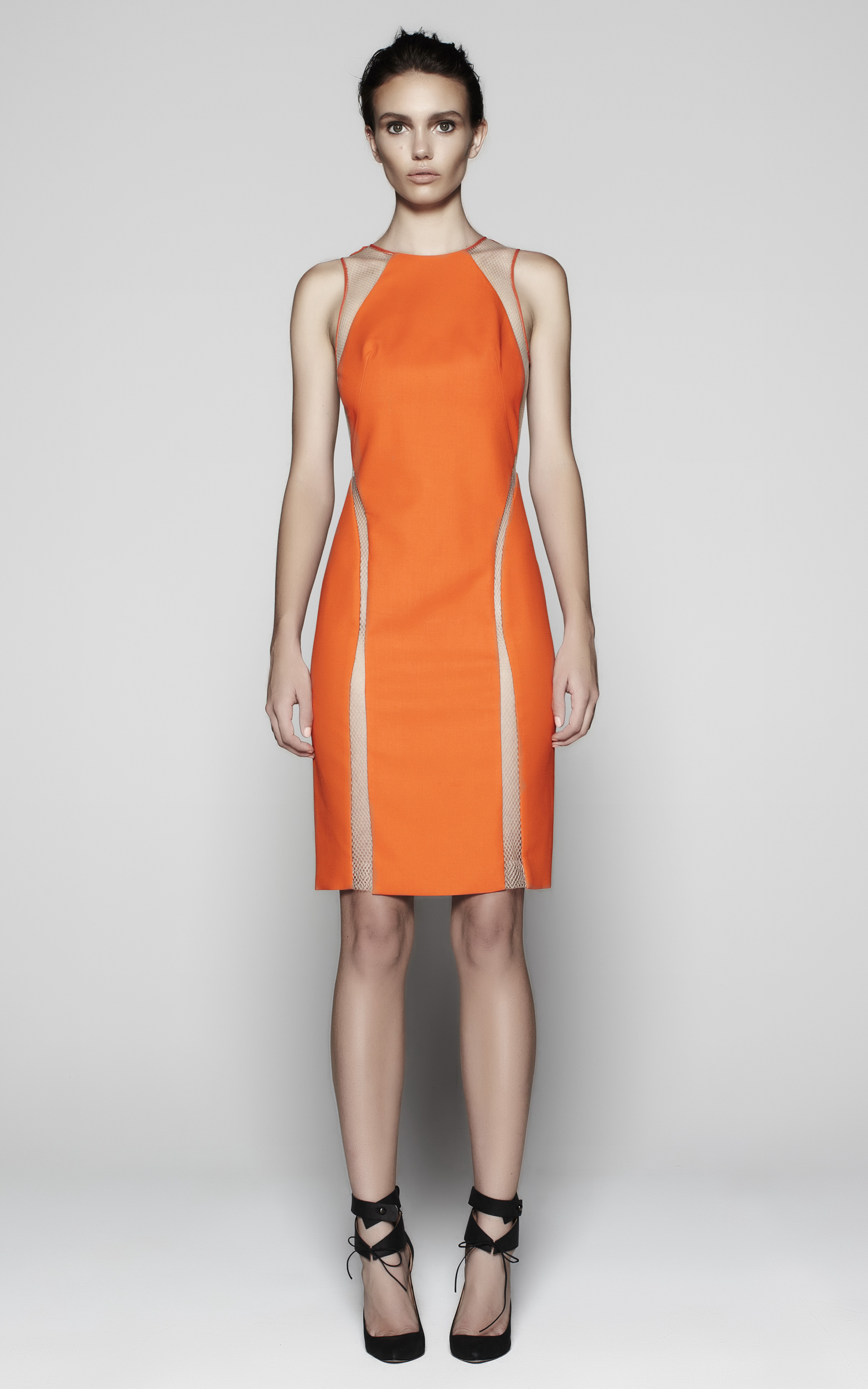 Designapplause Suspended Sleeveless Dress Dion Lee