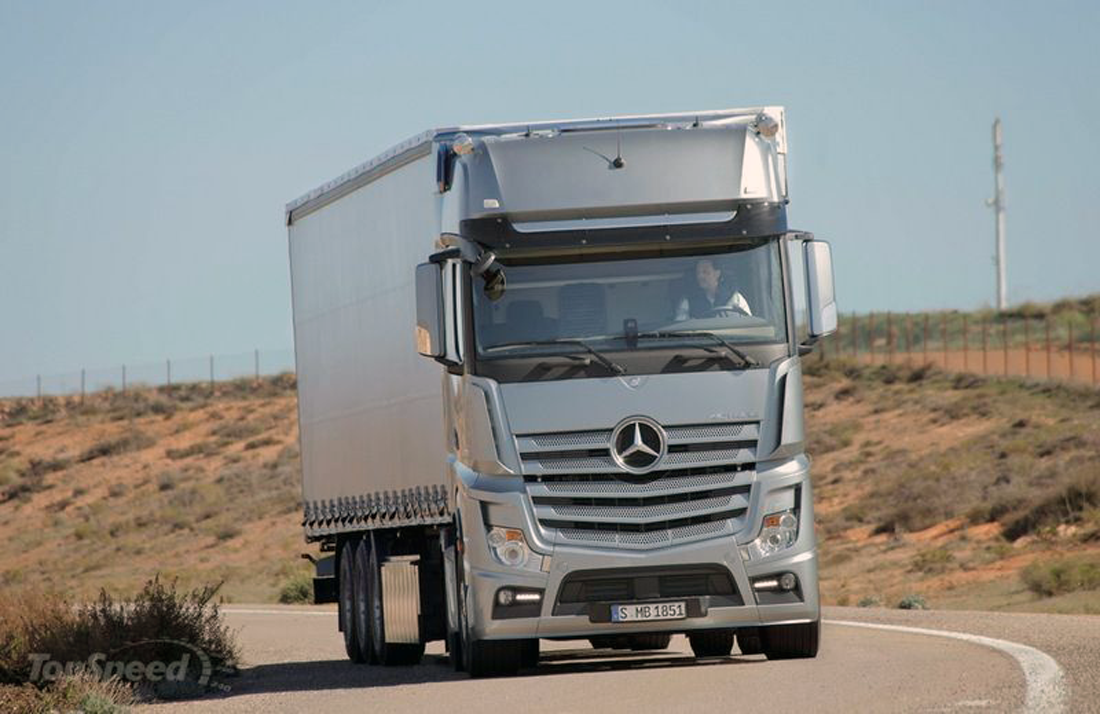 designapplause actros loader daimler. Cars Review. Best American Auto & Cars Review