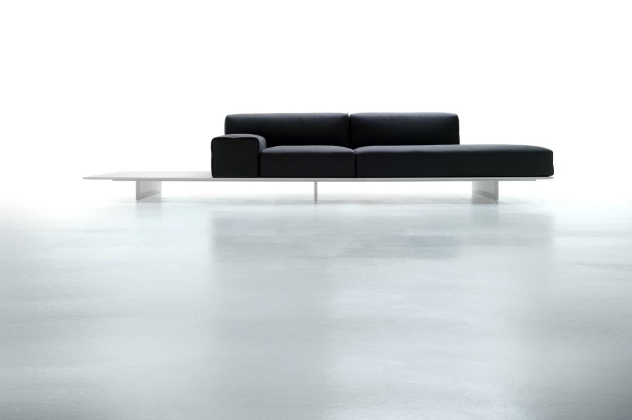 DesignApplause | Fin sofa. Mdf italia.