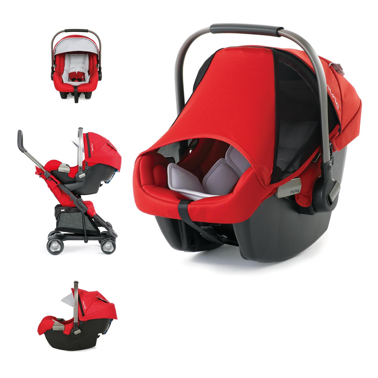 DesignApplause | Pipa group 0+ infant car seat. Nuna.