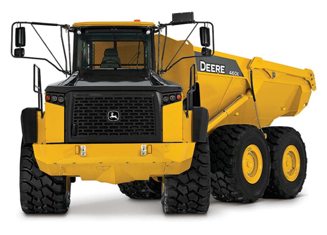 John Deere Bedroom Ideas Designapplause 460e Adt Articulated Dump Truck John