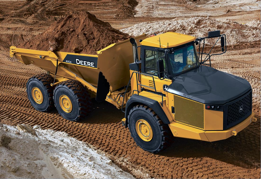 Designapplause 460e Adt Articulated Dump Truck John