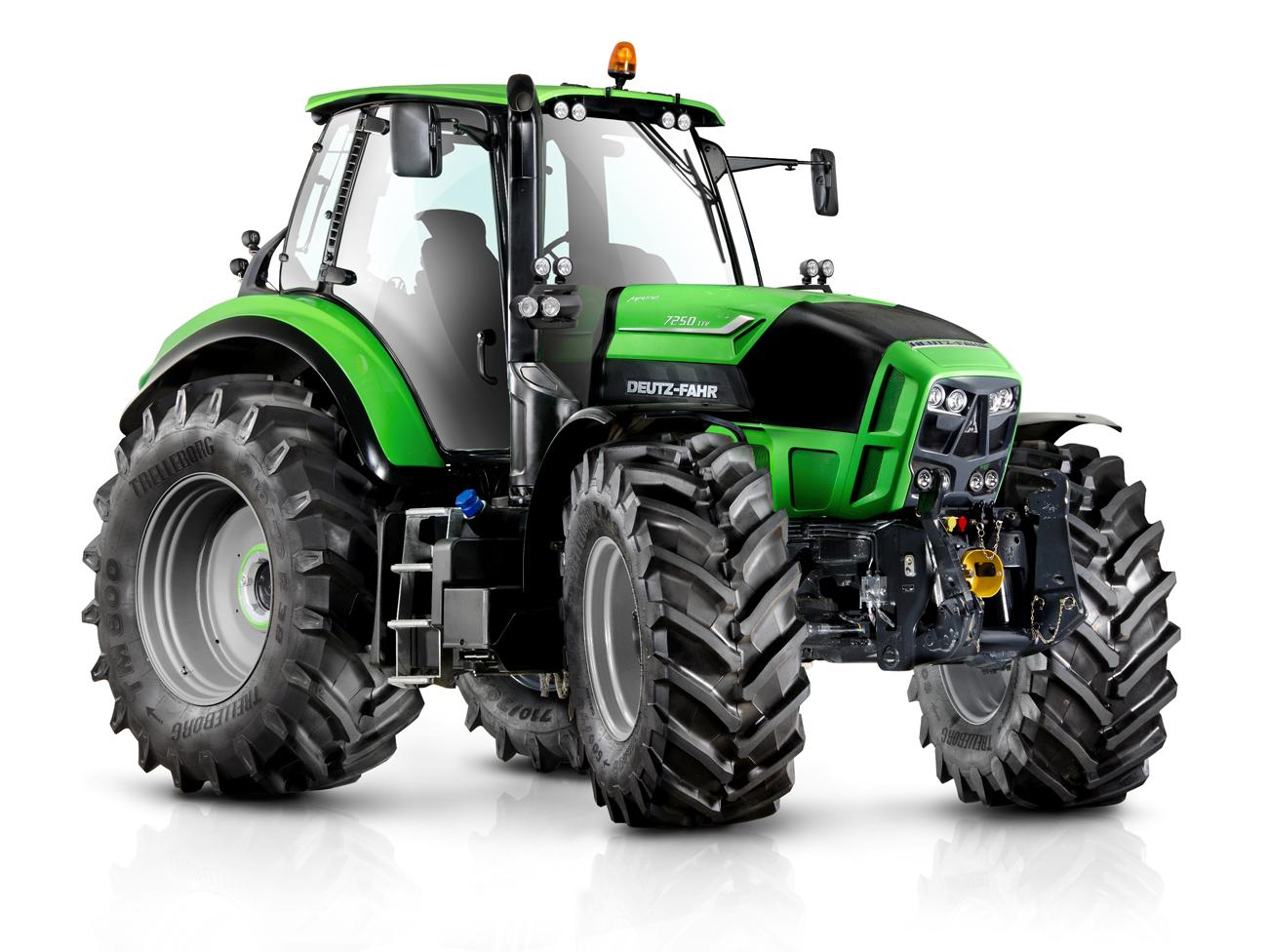 DesignApplause Agrotron 7250 Ttv Tractor Deutz fahr