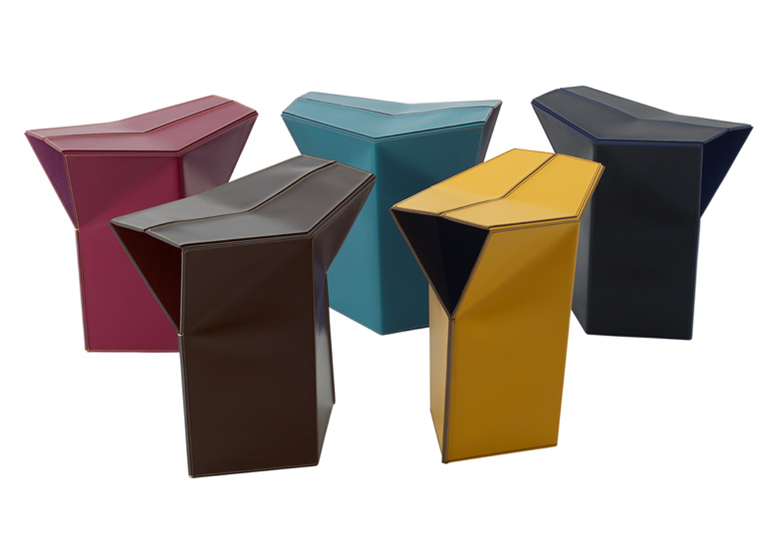 DesignApplause  Objets nomades stool Atelier oi
