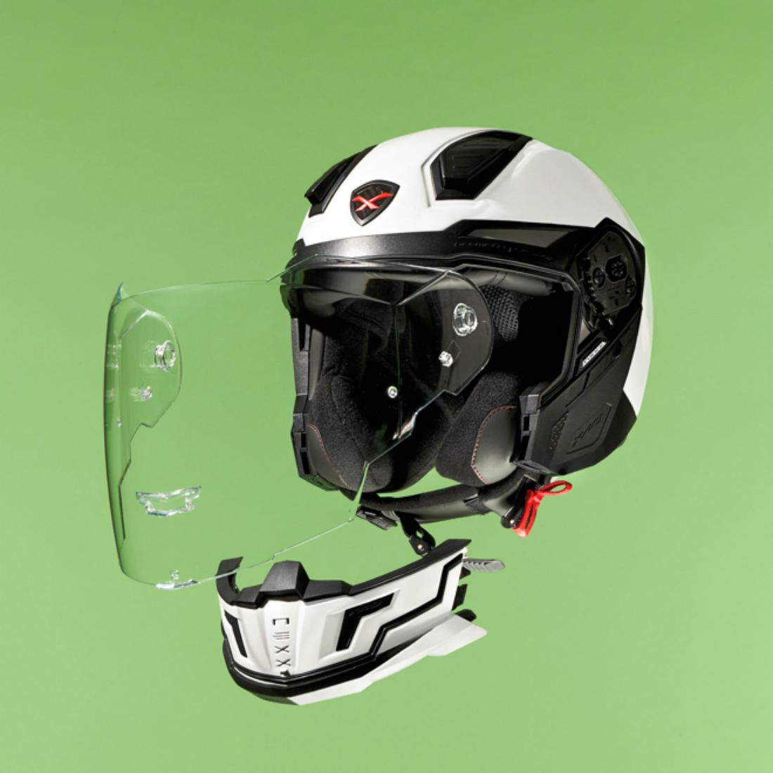 Designapplause Maxijet X40 Modular Helmet Nexx