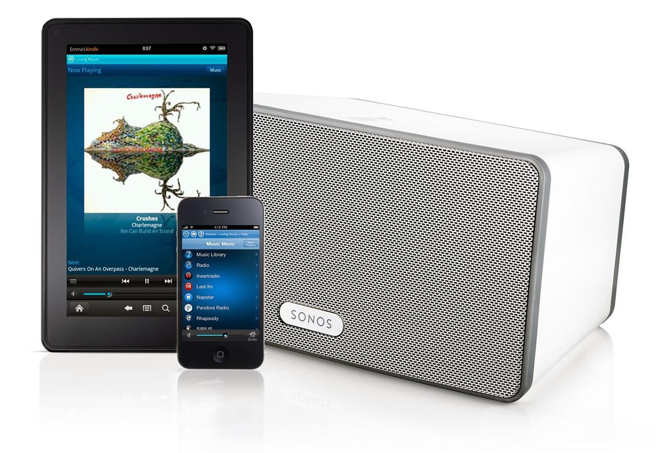 Designapplause Play 3 Wireless Music Player Sonos