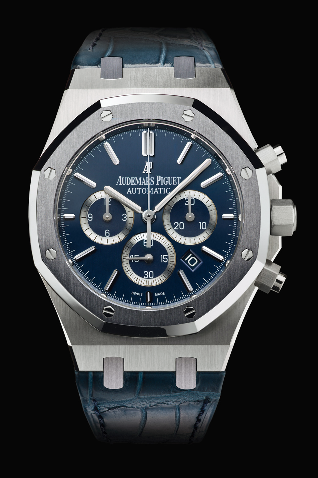 Designapplause Royal Oak Leo Messi Watch Audemars Piguet