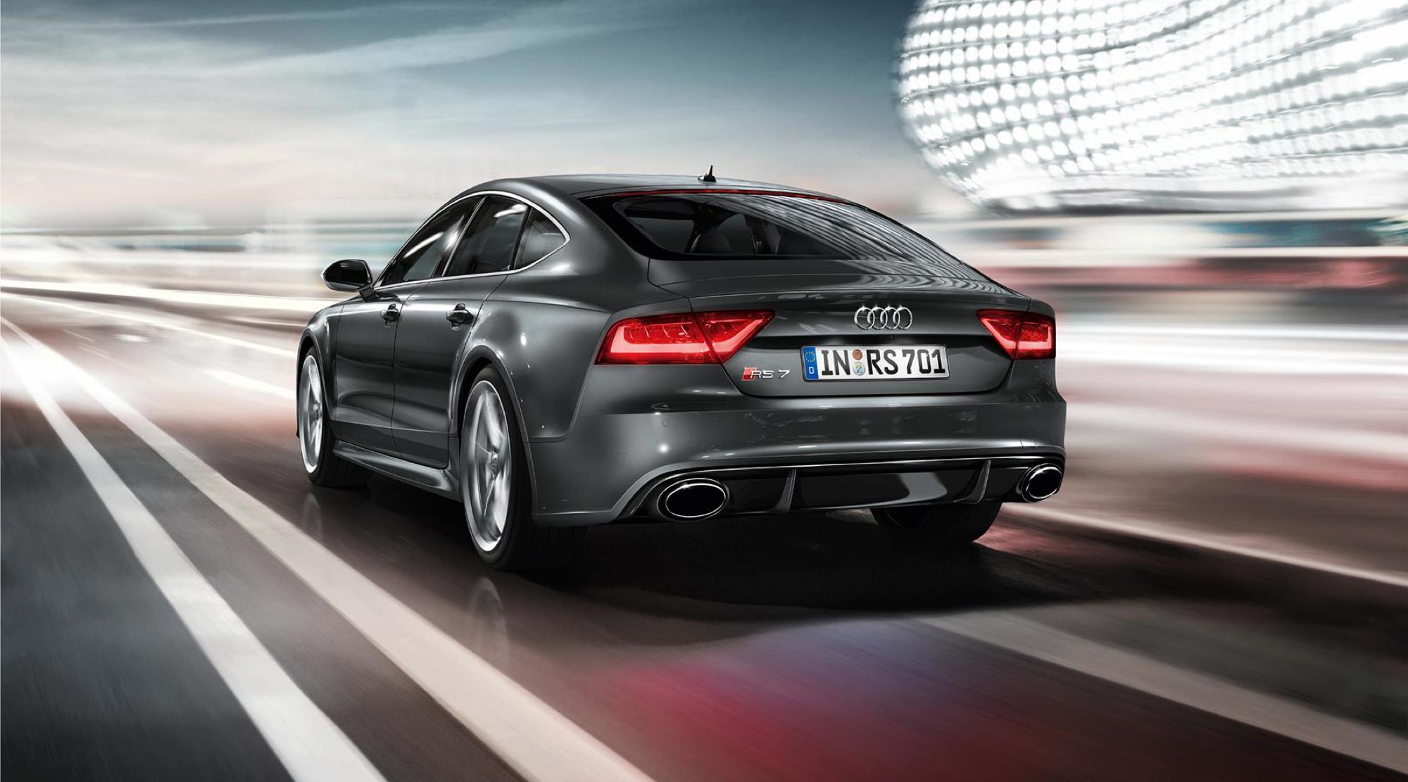 Designapplause 2014 Audi Rs7