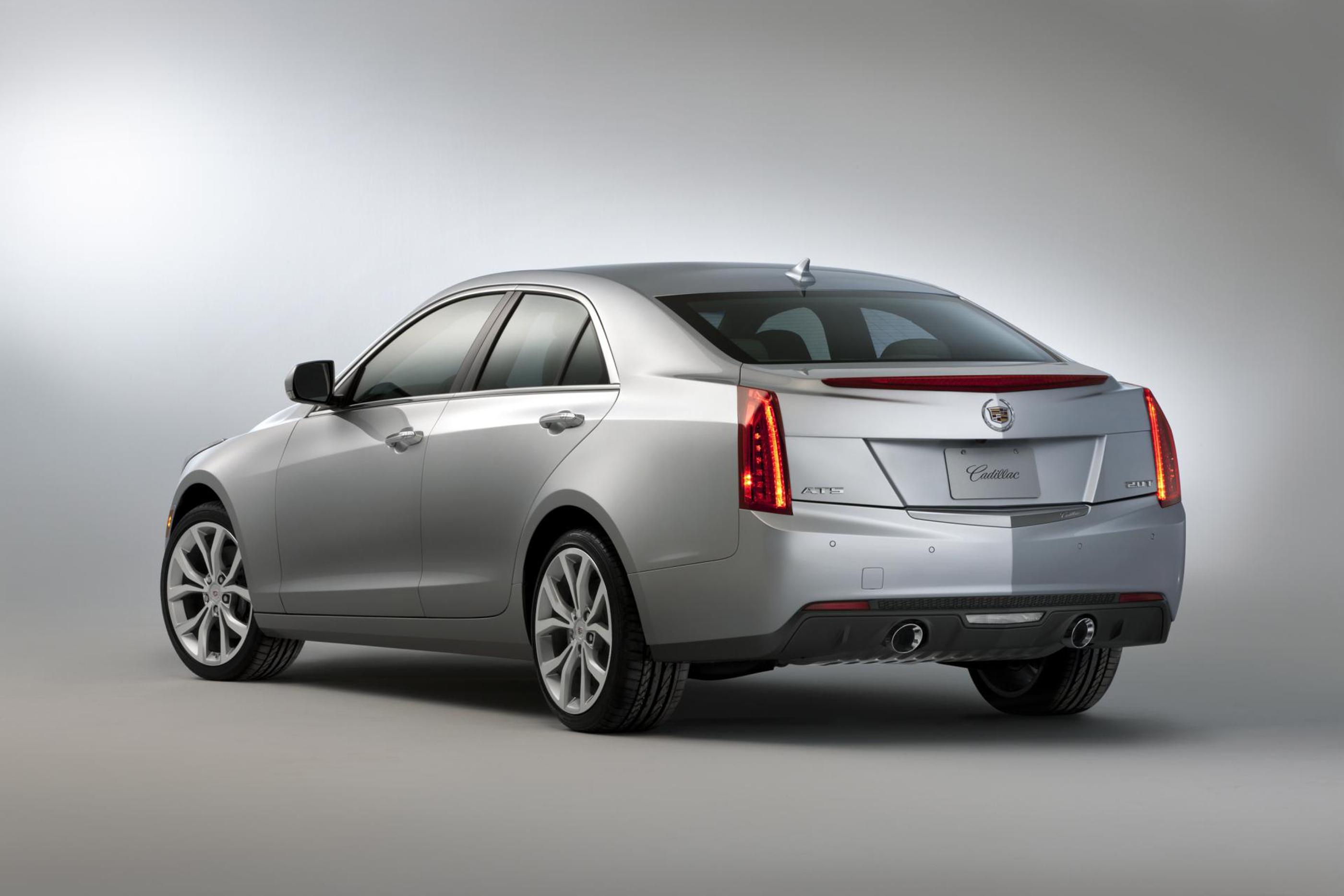 Designapplause 2013 Cadillac Ats
