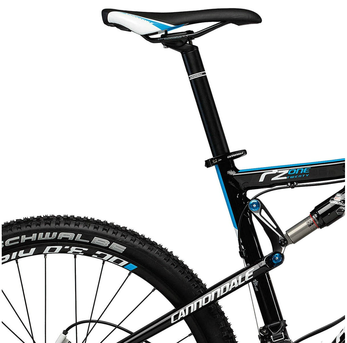 DesignApplause Cannondale Rz 120 1 Mountain Bike