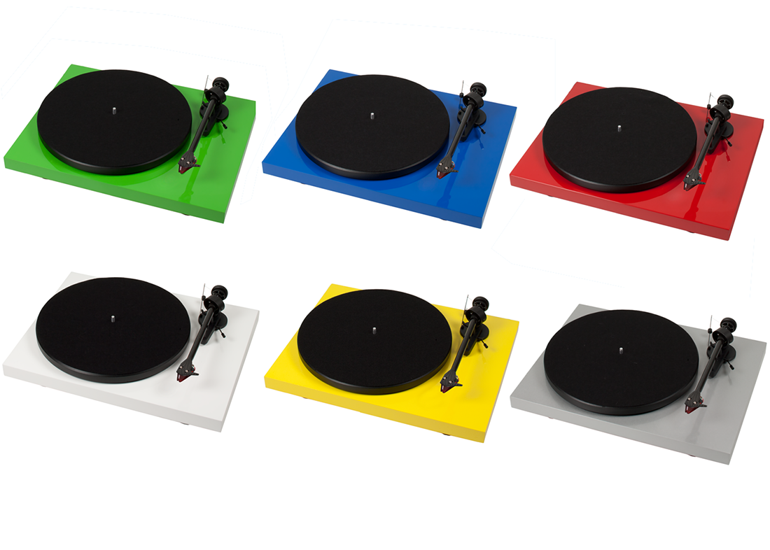 Designapplause Debut Carbon Turntable Pro Ject
