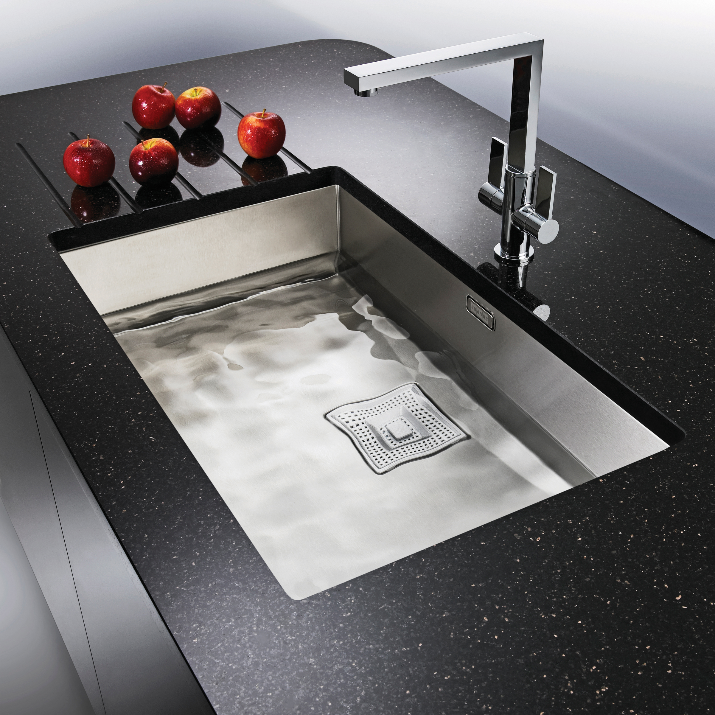 Franke Sinks And Taps : DesignApplause Peak collection. Franke.