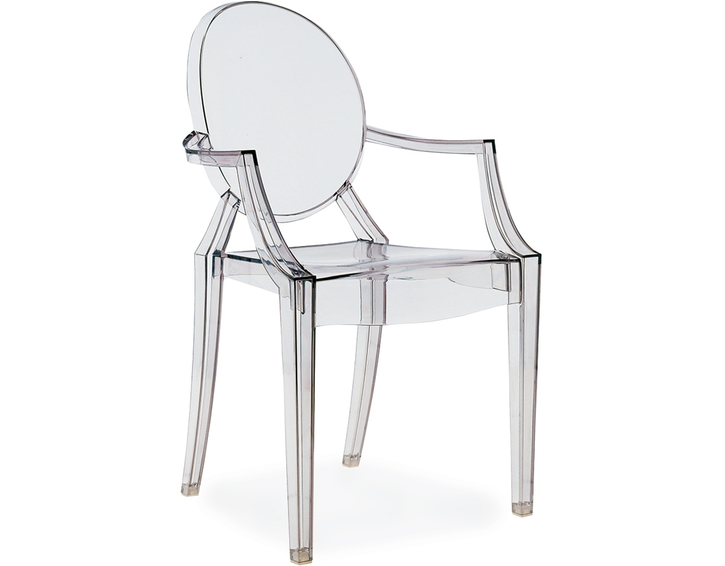 Designapplause louis ghost chair philippe starck for Chaises transparentes ikea