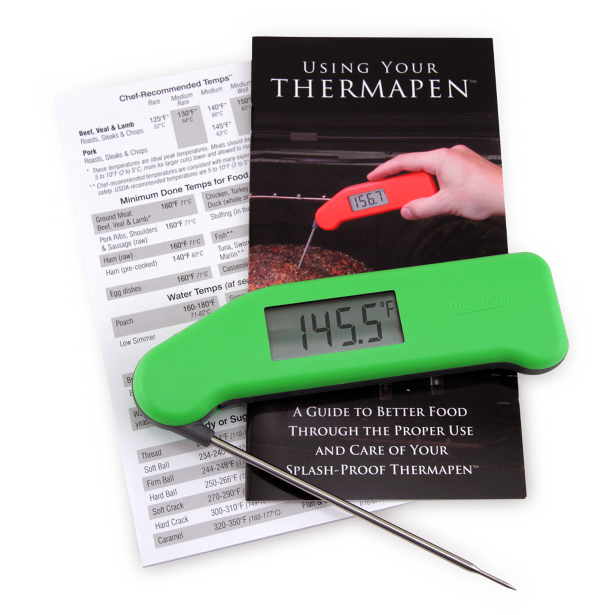 Designapplause Super Fast Thermapen Thermoworks