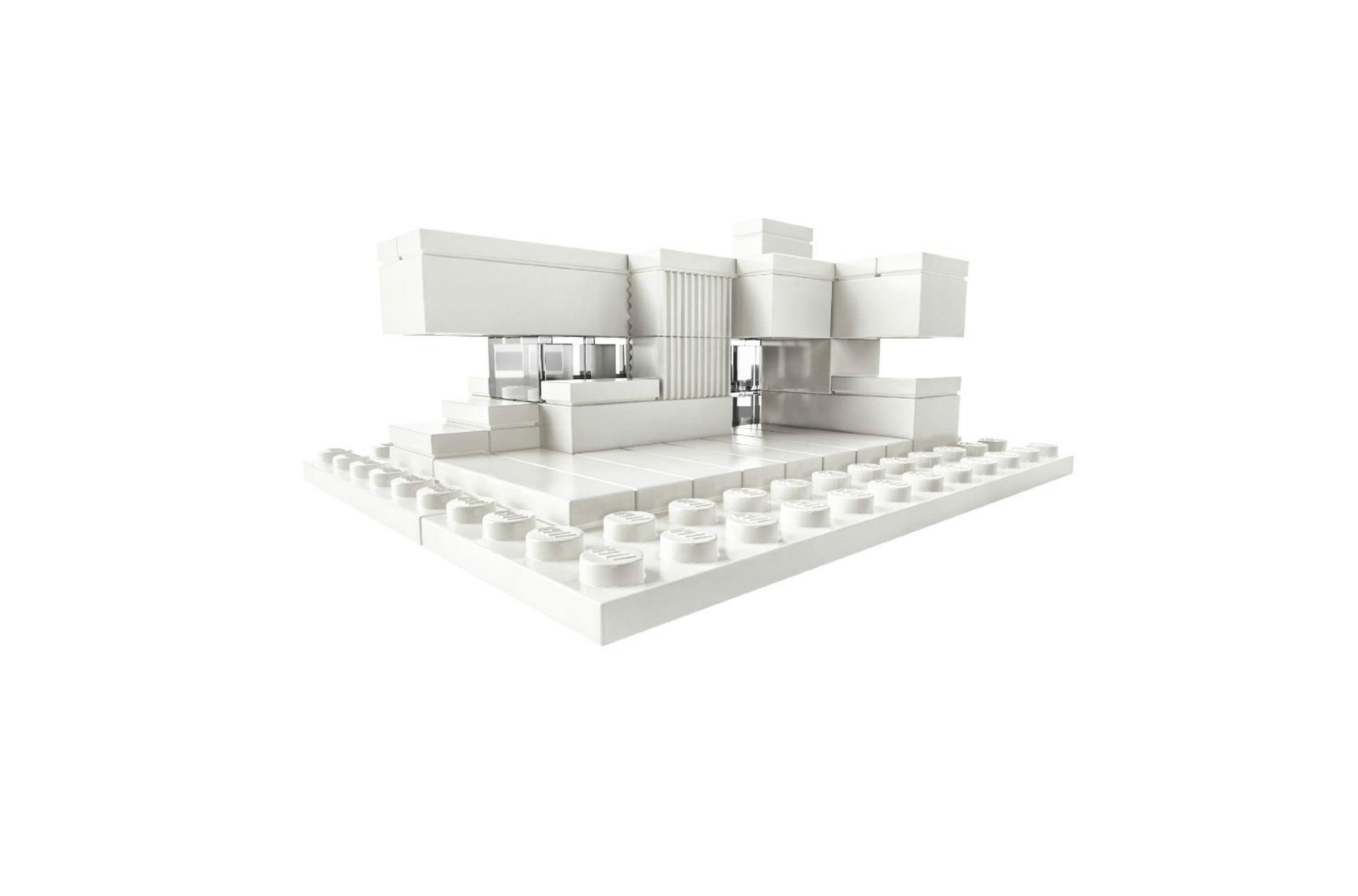 Designapplause Architecture Studio Lego
