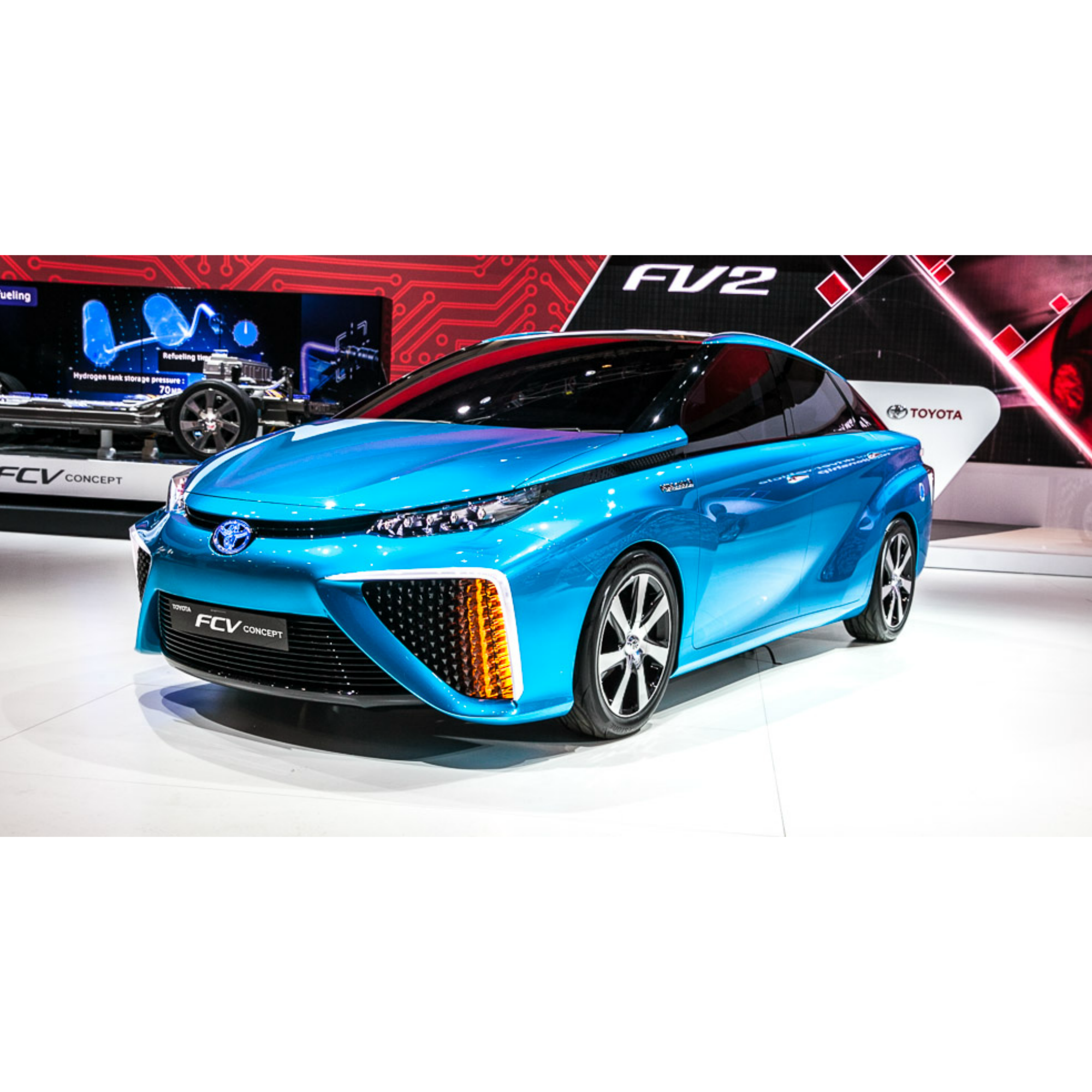 Designapplause Toyota Fcv